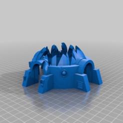 5014a73d79f66b598cbad84c40d04a9a.png Télécharger fichier STL gratuit Simple Scifi Ruin • Design imprimable en 3D, conusa