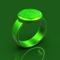 verde.21.jpg Télécharger fichier 3DS Lanterne verte • Objet à imprimer en 3D, DINGLOB
