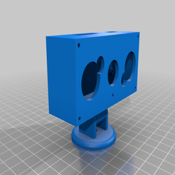 Download free 3D printing models Raspberry Pi Noir Camera Case, cyrusharding