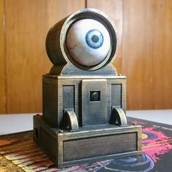 Télécharger objet 3D gratuit Steampunk Oculus Roboticus, cyrusharding