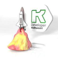 Descargar archivos 3D Nave espacial base escritorio Decor new, ronaldocc13