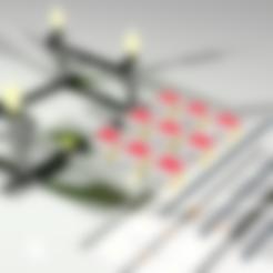 TAIMBAL2 DED (3)  partes.obj Télécharger fichier OBJ gratuit jeu de base de la quarantaine YOX • Design à imprimer en 3D, ronaldocc13