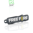 6.PNG Download free 3DS file Free fire key ring new STL • 3D printing model, ronaldocc13