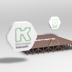 Télécharger modèle 3D gratuit scénario, ronaldocc13