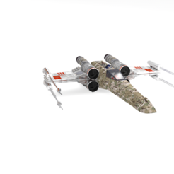 1.PNG Download 3DS file The new Star Wars 2020 X-wing • 3D printable design, ronaldocc13