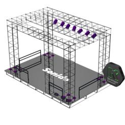 0.PNG Download 3DS file Star Stage STL and Fbx • 3D printer object, ronaldocc13