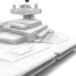 1.PNG Télécharger fichier 3DS Destroyer impérial STAR WARS 2020 NOUVEAU • Plan pour imprimante 3D, ronaldocc13