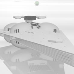 1.PNG Download 3DS file Interdictor Class Star Destroyer • 3D printable design, ronaldocc13