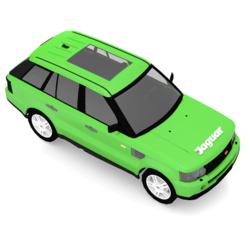 au 1.PNG Download 3DS file Jaguar N1 2020 car • 3D printer template, ronaldocc13