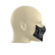 1.PNG Download free 3DS file New Chinstraps against the new coronavirus (COVID-19) #3DvsCOVID19 • 3D printable template, ronaldocc13