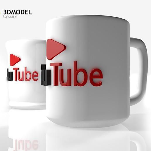 prev 1.jpg Download free 3DS file Free You tubers 2020 STL • 3D printer template, ronaldocc13