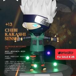 sasuke.jpeg Télécharger fichier STL Boutique Kakashi naruto • Modèle à imprimer en 3D, ronaldocc13