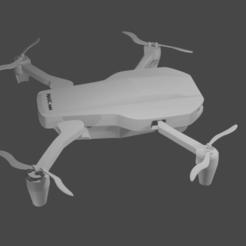 dron1.png Télécharger fichier STL Dron Mavic Mini • Modèle pour impression 3D, ronaldocc13