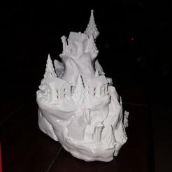 Descargar diseños 3D La Ciudad de las Maravillas de Invierno, derchrome