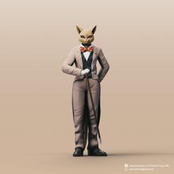 Humbert von Gikkingen_2.png Télécharger fichier STL gratuit Baron Humbert von Gikkingen (Murmure du cœur) • Objet pour impression 3D, PatrickFanart
