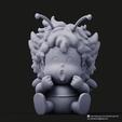 Download free STL file Gatchan(Dr. Slump) • Model to 3D print, PatrickFanart