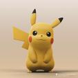 Télécharger fichier impression 3D Pikachu(Pokemon), PatrickFanart