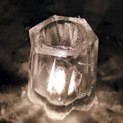 Télécharger modèle 3D gratuit Moisissure de la lanterne de glace (Collection de 15), Superbeasti