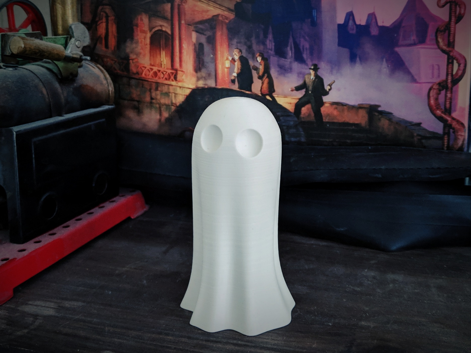 IMG_20191008_121403.jpg Download free STL file Pavel the Ghost • 3D printer design, Superbeasti