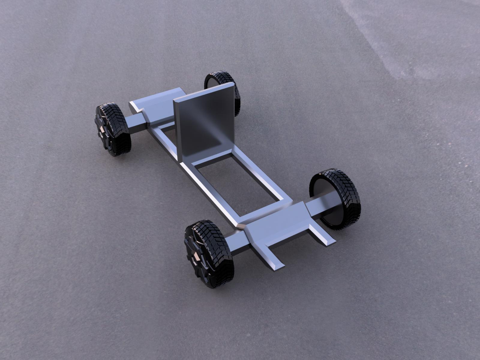 Cybertruck6.jpg Télécharger fichier STL gratuit Cybertruck (kit carrosserie + châssis imprimable) • Plan pour impression 3D, Superbeasti