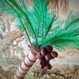 Download free STL file Flexi Coconut Tree, Superbeasti