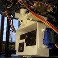 Photo2.jpg Download free STL file Drone Camera Gimbal • 3D printer model, Azkarel
