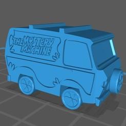 Télécharger fichier impression 3D gratuit Machine à mystère, BlackFox