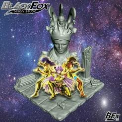 Exclamación 1.jpg Télécharger fichier STL Exclamation de Diorama Athena • Objet pour impression 3D, BlackFox
