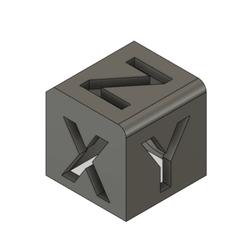 Descargar archivos 3D gratis Cubo de calibración y pruebas, eduardosanroman0408