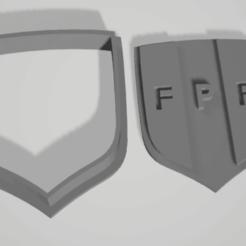 Screenshot_3.png Download STL file CUT COOKIE FPF PERU FUTBOLL • 3D printable object, fecori
