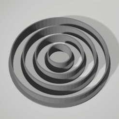 Screenshot_2.png Download STL file CIRCLE CUTTER SET • 3D print design, fecori