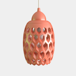 Download 3D printer designs Hexa Lamp N1, MonogonLab