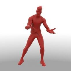 Grefg2.22.jpg Download STL file TheGrefg - Fortnite • 3D printing template, pollinvolador