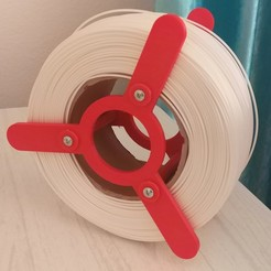 Download STL Filament Spool, kidemlitalebe