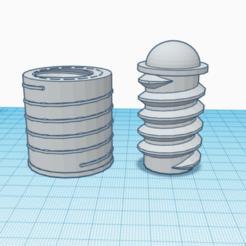 Download free 3D printing models Screw kit, logansiegel27