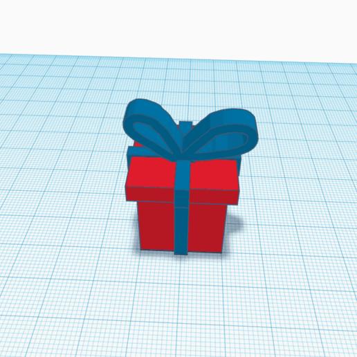 Télécharger fichier GCODE gratuit Cadeau noël • Plan imprimable en 3D, logansiegel27