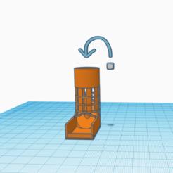 de ....PNG Télécharger fichier GCODE Déviation de dé  • Modèle à imprimer en 3D, logansiegel27