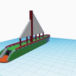 Bateau yatche lol (2).png Télécharger fichier STL Bâteau à voile • Plan pour impression 3D, logansiegel27