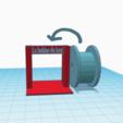 Télécharger fichier GCODE gratuit Support pour bobine  • Modèle imprimable en 3D, logansiegel27