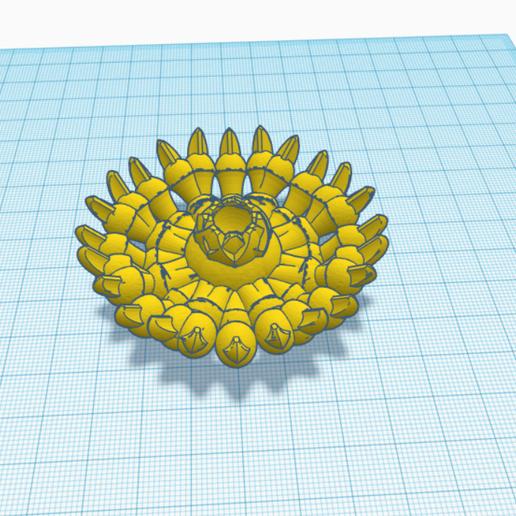 Télécharger fichier GCODE gratuit Saladier dinosaure porte fruit ou autre • Plan pour impression 3D, logansiegel27