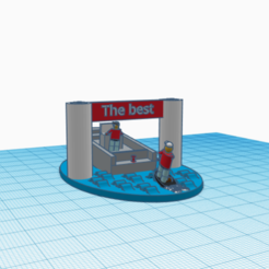 Capture 13 bateau wake.PNG Télécharger fichier GCODE Range stylo bateau wake The best • Modèle pour imprimante 3D, logansiegel27