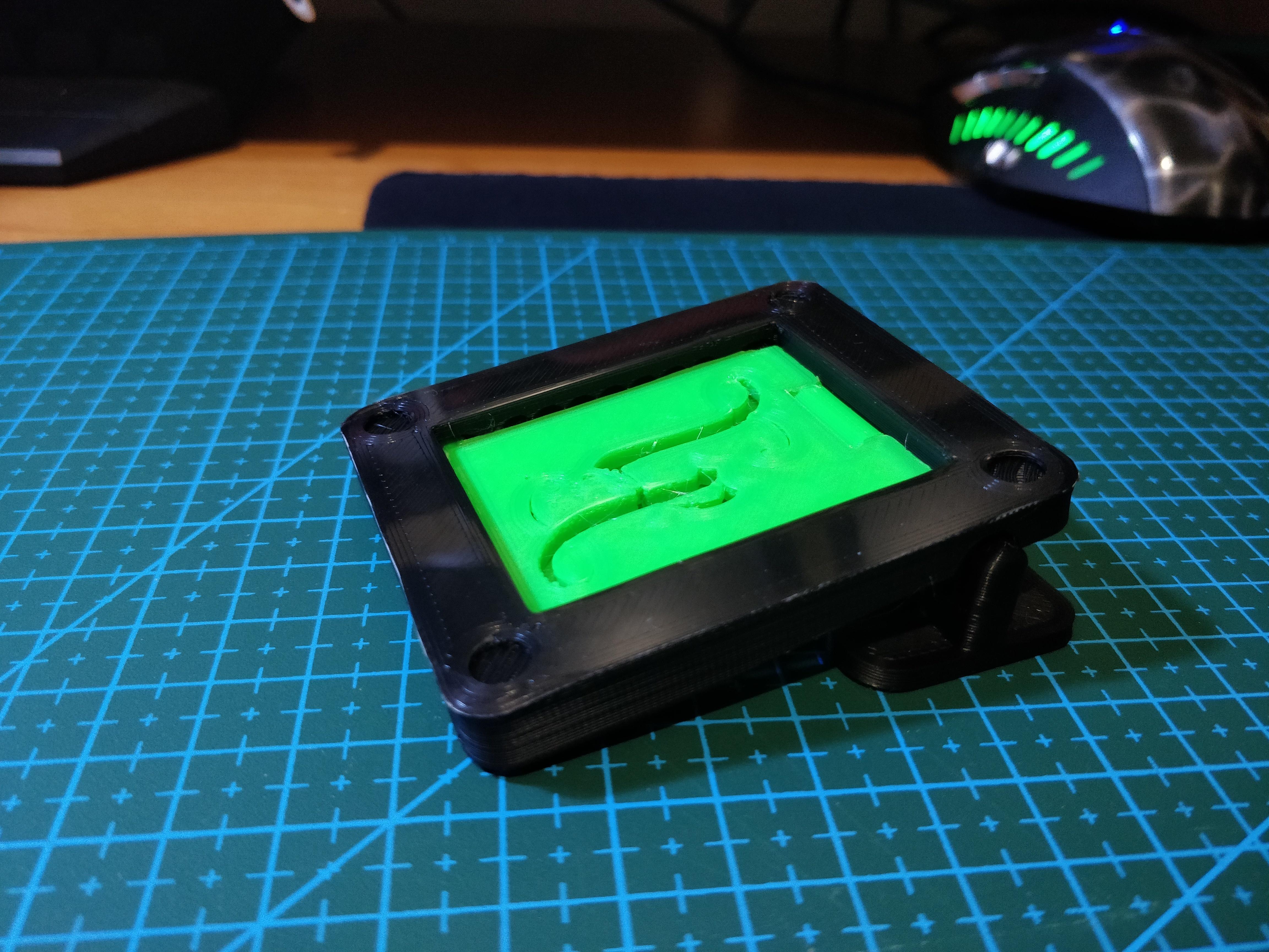 laptopStand1_6.jpg Download free STL file Adjustable Laptop Stand [WIP] • 3D printable template, Kliffom