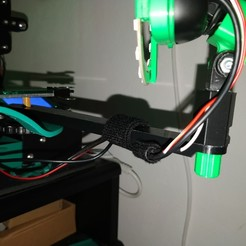 Download free STL files Ender 3 Bed Universal Camera Mount, Kliffom