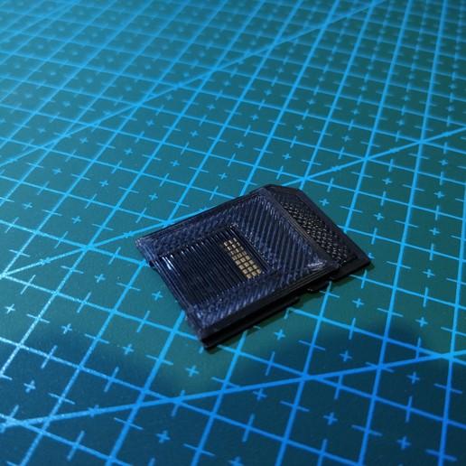 Télécharger fichier STL gratuit Support pour micro SD • Design pour impression 3D, Kliffom