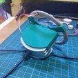 Télécharger modèle 3D gratuit Support de l'anneau de LED pour la caméra EyeToy PlayStation 2, Kliffom