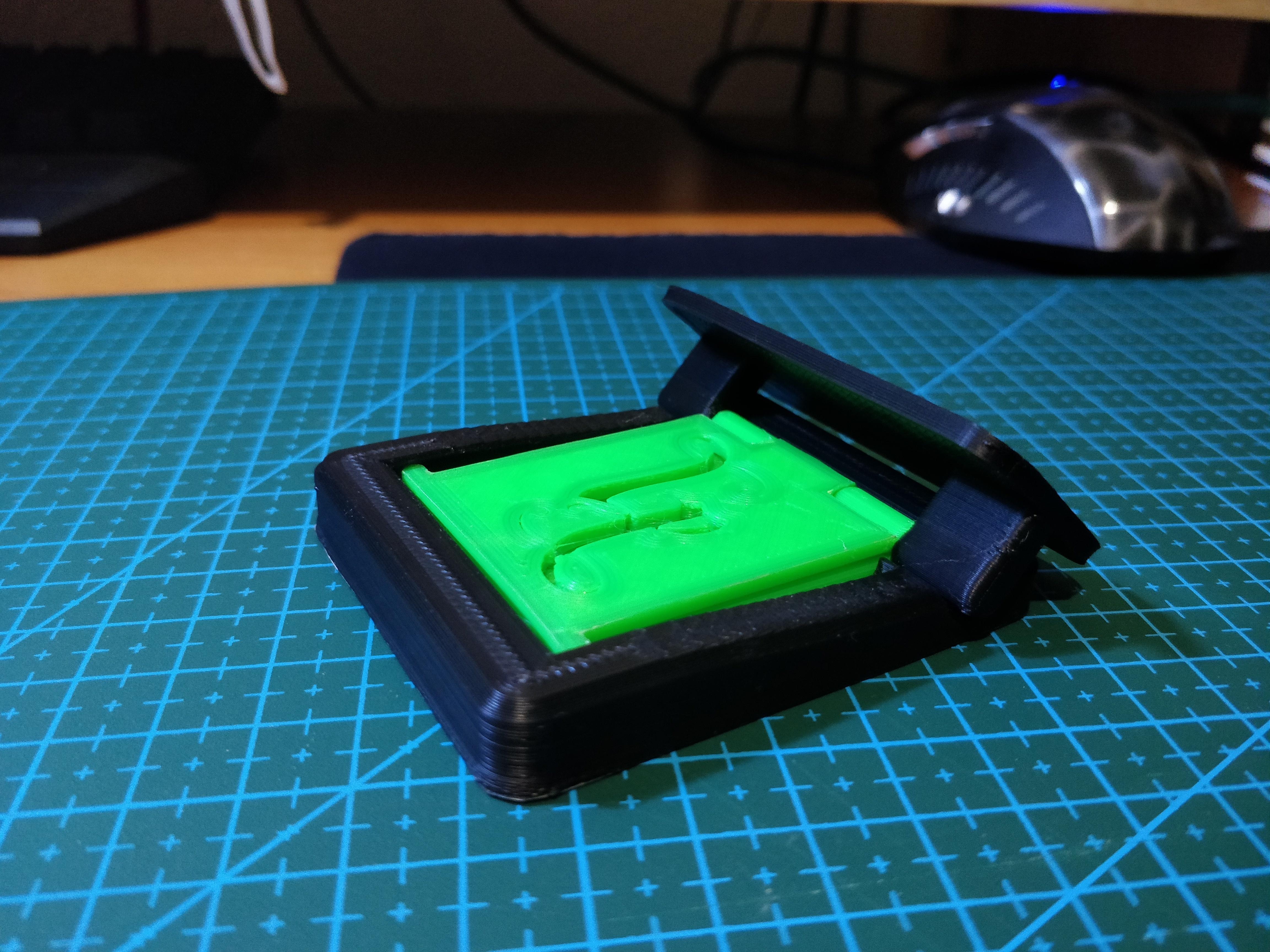 laptopStand1_7.jpg Download free STL file Adjustable Laptop Stand [WIP] • 3D printable template, Kliffom