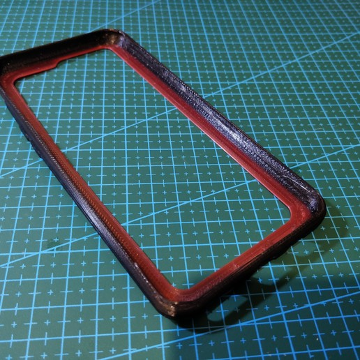 Download free STL file Bumper Oneplus 5T • 3D printing model, Kliffom