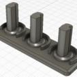 Télécharger modèle 3D gratuit Support de têtes de brosses à dents électriques OralB, Kliffom