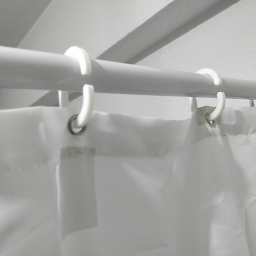 Download free STL file Shower Curtain Hook • 3D printable model, Kliffom