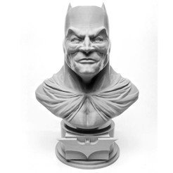 Download 3D printer designs Batman senior, Marivi3d